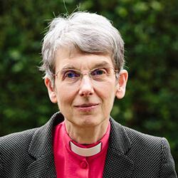 The Revd Dr Moira Biggins